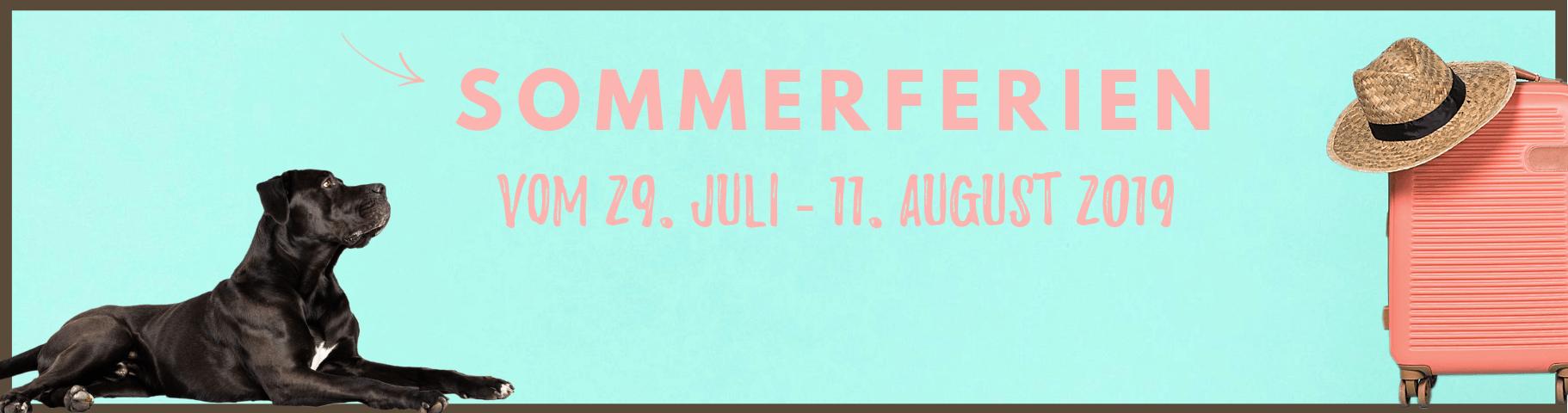 Sommerferien Barfland 2019